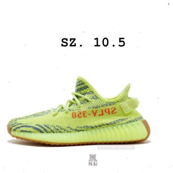 adidas Yeezy Boost 350 V2: Semi Frozen Yellow | Sneakers